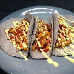 Tacos Setas Al Ajillo