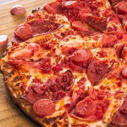 Pizza Carnes Frías