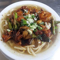 Noodles Sopa de Mariscos
