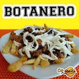 Botanero Chilicarne