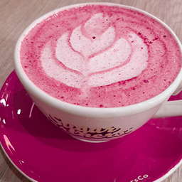 Red Velvet Latte 12 Onz