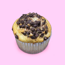 Muffin de Chispas de Chocolate
