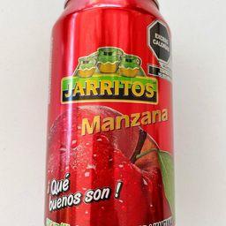 Jarrito de Lata Sabor Manzana 355 ml
