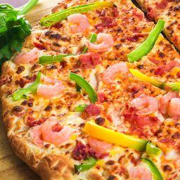 Pizza Camarón Especial