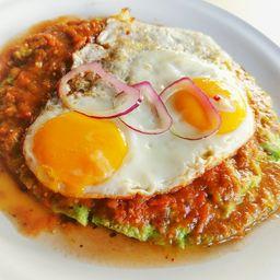 Huevos macarena