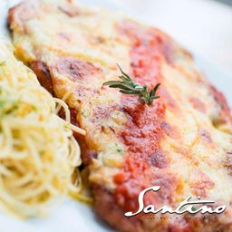 Pollo a la Parmigiana 250gr