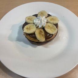 Dona Nutella Plátano