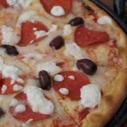 Pizza delicatto