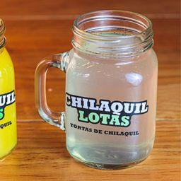 Agua de Limón con Chía 465 ml