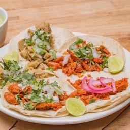 Taco Chorizo Soya
