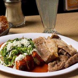 Enchiladas Potosina