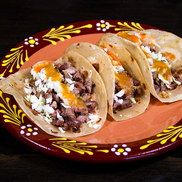 Orden de Tacos x 3