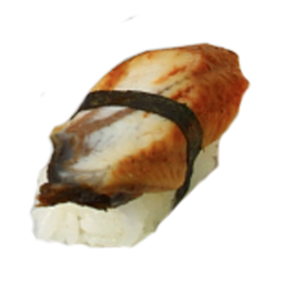 Niguiri de Anguila