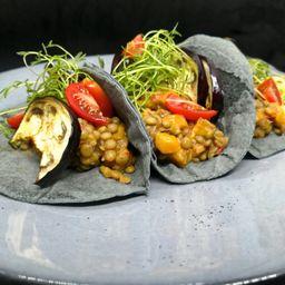 Tacos de Lentejas