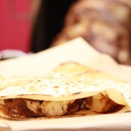 Quesadillas Carne al Carbón