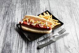 Hot Dog de 1/4