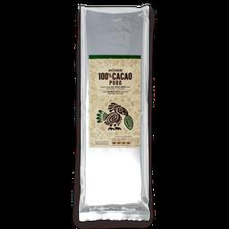 Barra de 100% Cacao Puro 270g.