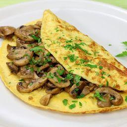 Omelette Del Campo