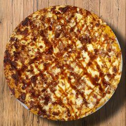 Mac & Cheese Pizza Mediana