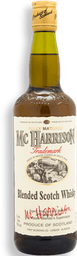 Whisky Mc Harrison Blended Scotch 700 mL