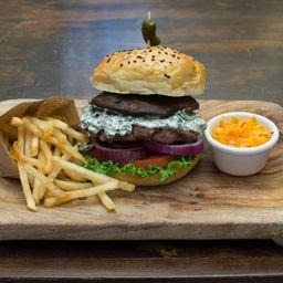 Combo Titans Burger