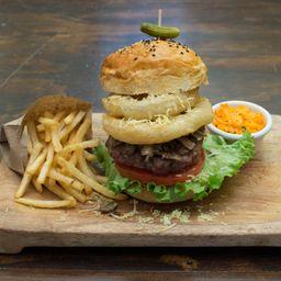 Combo Trucker Burger
