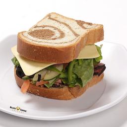 Sándwich Marmoleado