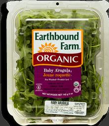 Arugula Baby Earthbound Farm Organic 142 g