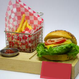 la Básica Burger
