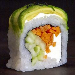 Avocado Veggie Roll