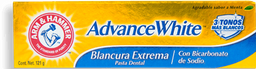 Pasta Dental Arm & Hammer Advance White 121 g