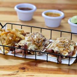 Tacos de Arrachera (2pz)