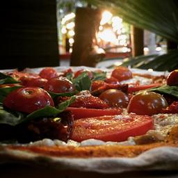 Vegan Tomatera Pizza