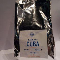Bolsa Café Molido de Cuba