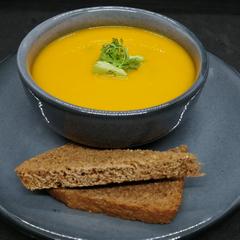 Sopa Zanahoria y Menta