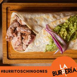 Burrito El Mexicano