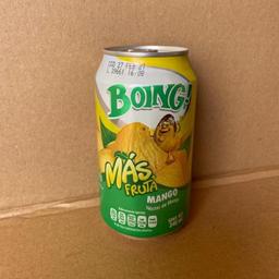 Boing de mango 360ml.