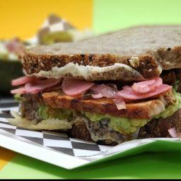 Lean Pork Sándwich