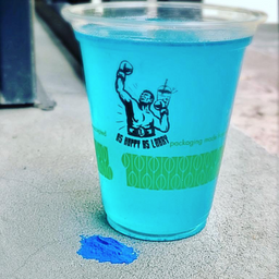 Blue Lemon - Limonada