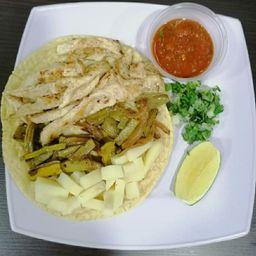Taco De Pechuga