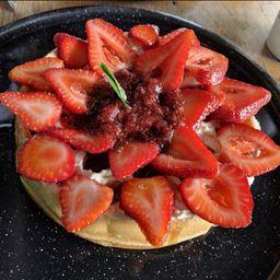 Waffle Mermelada
