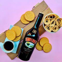 Helado de Baileys, Café y Canelitas