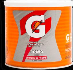 Bebida en Polvo Hidratante Gatorade Ponche de Frutas 521 g