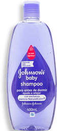 Shampoo Johnson's Baby  Bed Time 400 mL