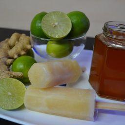Limón, Jengibre y Miel