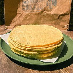 1/2 kg de Tortilla de Maíz