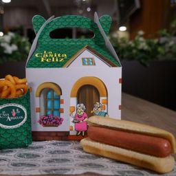 Casita Feliz: Hot Dog + juguete sorpresa