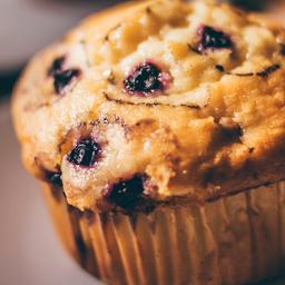 Muffin Blueberry gigante