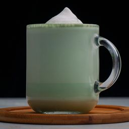 Matcha Latte Frío