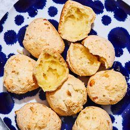 Pan de Queijo Brasileño